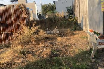 Bán đất chính chủ tại thị trấn Củ Chi, KP8 4x20=80m2 thổ cư hết đất