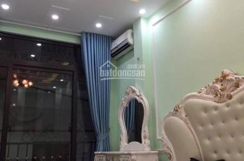 Bán nhà TTTM Thanh Trì Ngọc Hồi, cực đẹp phân lô ô tô đỗ cửa, 35m2 4 tầng 1,95 tỷ