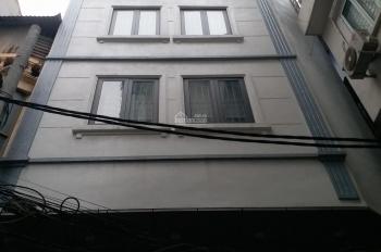 Nhà ngõ phố Hào Nam - quận Đống Đa. Diện tích 50m2 x 5 tầng, ngõ rộng ô tô vào đến cửa