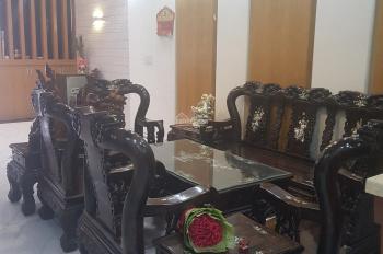 Chủ cần bán gấp nhà hẻm xe hơi Khuông Việt, Tân Phú, 260m2, 4 lầu, 8 PN, 2 sân thượng, giá 17 tỷ
