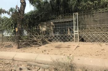 Chính chủ bán đất Khu biệt thự sinh thái Cẩm Đình - Phúc Thọ. 1300m2 giá 3,9 tr/m2 0842.19.55.99