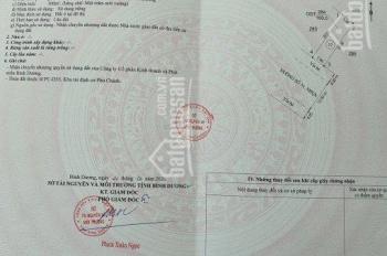 Cần bán lô đất ngay Phú Chánh chính chủ, giá 1 tỷ 350/100m2. LH 0384377783