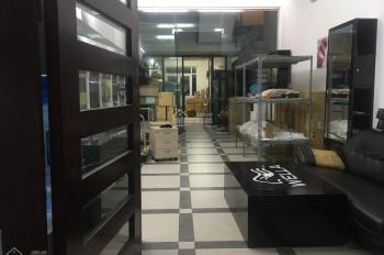 Cho thuê nhà 5 tầng diện tích 116m2 khu vực Thái Hà làm VP