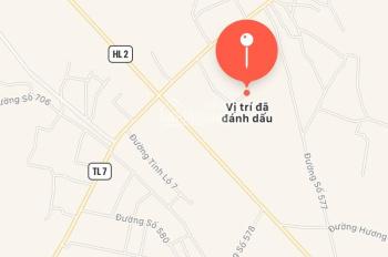 Bán đất Củ Chi 6x19m 110m2, giá 1,1 tỷ sổ hồng riêng công chứng nhanh gọn Vương: 0934663657