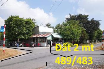 Cần tiền bán gấp lô đất MT Phạm Văn Cội, DT 125m2 SHR. 1 tỷ 2