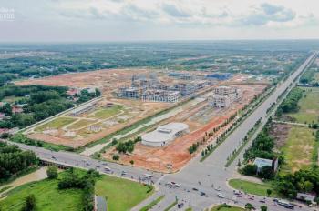 Chính chủ lô đất ngay cổng KCN và đại học Việt Đức, LH: 0915191852