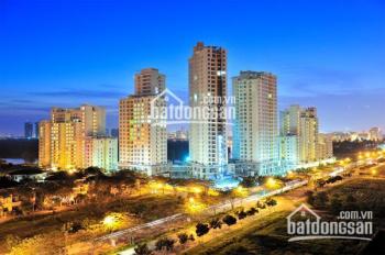 Cho thuê căn hộ Riverside Residence 180m2 nội thất dính tường, giá 30tr/tháng. LH 0917858379 Cường