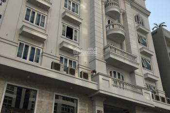 Bán gấp tòa nhà mặt tiền Trần Bình Trọng, DT: 10x20m, hầm 5 tầng, giá bán gấp 55 tỷ