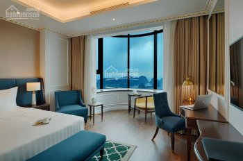 Cắt lỗ sâu 100tr căn hộ khách sạn 5 sao FLC Hạ Long - view vịnh - tầng 9 - Lh Ms Hà 0369305892
