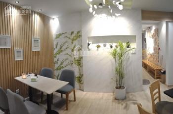 Cho thuê mặt bằng kinh doanh mặt phố Hồ Tùng Mậu cực đẹp 220m2 giá tốt. LH Nga 0342603855