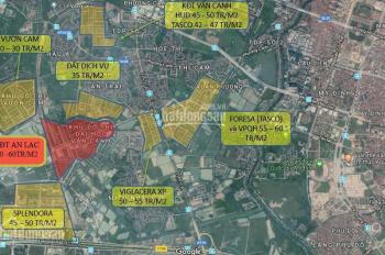 Bán đất dịch vụ Vân Canh, Hoài Đức, Hà Nội