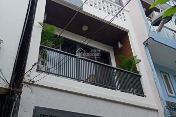 Bán nhà HXH đường Thiên Phước, P.9  3 tầng + ST chỉ 8.2 tỷ TL - DT: 4.2 x 12m. DTS:145.7m2