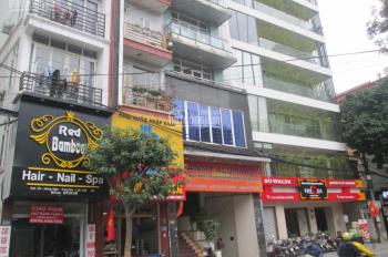CC cho thuê Gấp tòa nhà Văn phòng 6T thang máy MP Hoàng Ngân 456m2 chỉ 70 tr. LH: 0989.62.6116