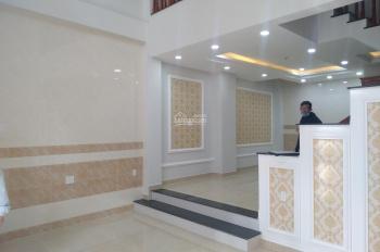 Nhà hẻm 217 Bùi Đình Túy, 269m2 sàn, 3 tầng xây dựng đầy đủ