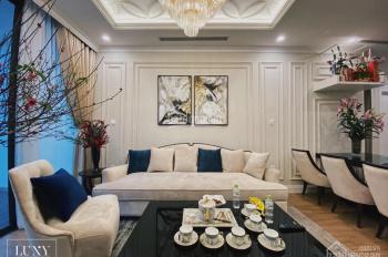 Cho thuê căn hộ D'Capitale Trần Duy Hưng, 121m2, 3PN, full đồ, view hồ, 22tr/th. LH 0337888108