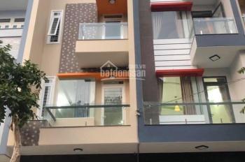 Nhà hẻm nhựa 12m Khuông Việt 4x20m, lửng + lầu + ST, giá 8,4 tỷ