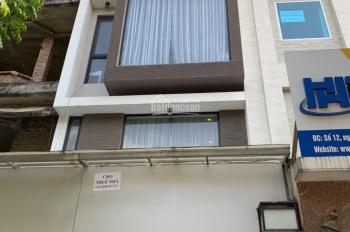 Cho thuê nhà riêng Ngõ 16 Hoàng Cầu, Đống Đa, HN. 85m2*4 tầng. Giá: 30 triệu/tháng