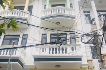 Bán nhà hẻm 5m đường Số 8, P BHH B, Bình Tân 4x18m, đúc 3 tấm nhà thiết kế đẹp. LH 0938.083638