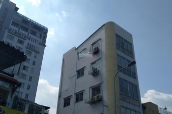 Cho thuê nhà MT Đề Thám, phường Cô Giang. 1 trệt 3 lầu