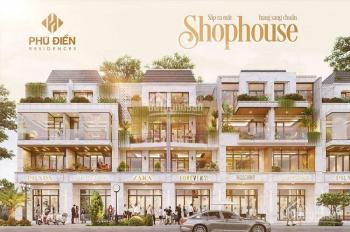 Mặt tiền Phú Điền Residences - Nguyễn Công Phương nối dài - 10 suất ngoại giao