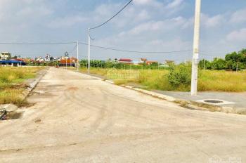 Bán lô góc 120m2 đất đấu giá đường 10m, có vỉa hè tại Cổ Bi, Gia Lâm, Hà Nội giá chỉ 42 triệu/m2