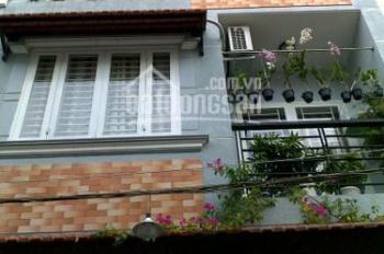 Nhà mới 3 tấm mặt tiền phố ẩm thực Cư Xá Phú Lâm B. DT: (4x21)m giá: 13 tỷ (TL)