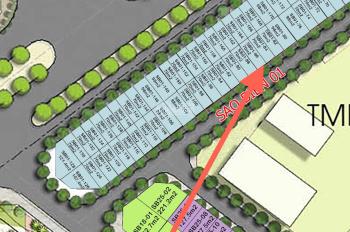 Bán Shophouse SB01 DT 140 m2 xd 4 tầng 1 tum Giá Rẻ nhất Thị trường Gần hồ lớn Lh 0966318288