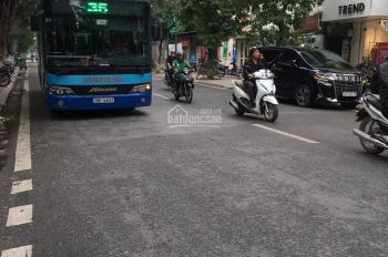 Bán nhà mặt phố Kim Ngưu Ngay sát ngã tư Lò Đúc, Trần Khát Chân, Dt 68m2x3T giá 12 tỷ