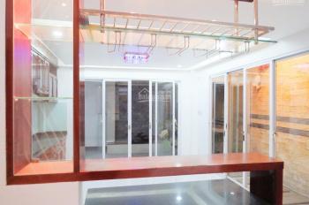 Nhà mới mặt tiền đường Nguyễn Thượng Hiền, Q. Bình Thạnh