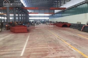 Cho thuê kho xưởng DT 2400m2 Vạn Phúc, Thanh Trì, Hà Nội. LH 0979 929 686