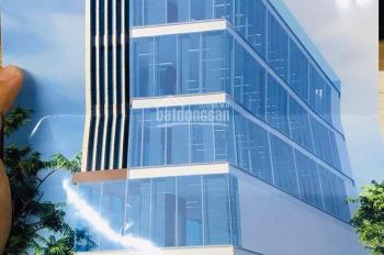 Cho THUÊ toà nhà 5 tầng 1 sân thương, tầng hầm mặt tiền đường Phan Trung - 0949268682