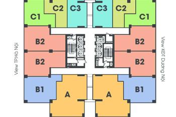 Chính chủ bán CC HPC Landmark 105, căn 2515, DT 86,6m2, giá bán 1.870tỷ. LH 0904999135