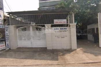 Cho thuê nhà (MT) 166 Nguyễn Xí, 10.3m x 83m (CN 800m2), 3 tầng trống tiện xây dựng mới