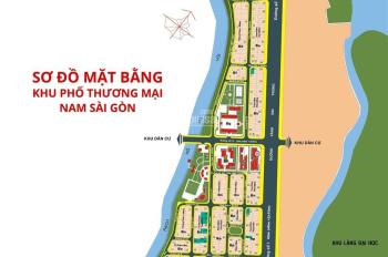 Sang gấp đất KDC 13B Conic, khu Nam Sài Gòn- Bình Chánh, giá tốt 22tr/m2 6x18m2 sổ đỏ riêng