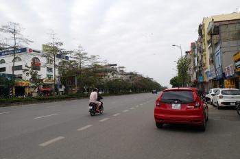 Mặt bằng kinh doanh Ngô Gia Tự - Long Biên, diện tích 135m2 x 3 tầng, mặt tiền 6m