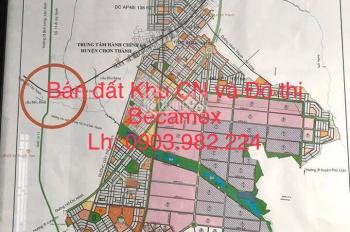 Đất bán tại khu công nghiệp và Đô Thị Becamex Chơn Thành Bình Phước Lh: 0903,982.224