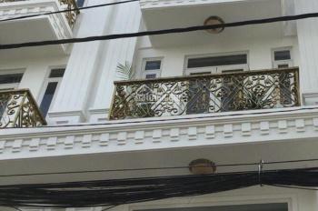 Gấp! Chủ cần tiền bán gấp căn nhà mặt tiền Phùng Văn Cung, 4m x 12m, xây 6 tầng, giá 11 tỷ TL