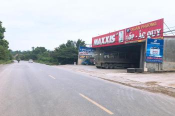 Bán 1600m2, có 800m2 đất ở, nằm gần đường HCM, cách Xuân Mai 2km, cách TT. Hà Nội 30km