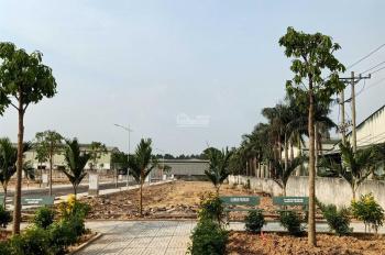 Cần bán đất mặt tiền Phú Hoà.Thủ Dầu Một.sổ hồng sẵn 75m2 thổ cư đều.dân đông.đường nhựa 13m.