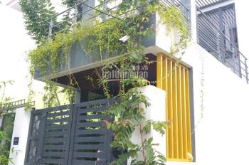 Chính chủ gửi bán nhà 3 tầng đường Nước Mặn 2 - Nam Việt Á, nhà 3PN thiết kế đẹp