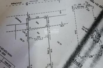 Bán nhà mặt tiền đường Đặng Minh Trứ, phường 10, Tân Bình, 4.8x21m, 100m2, giá 10,5 tỷ