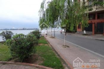 Siêu phẩm mặt phố Hồ Tây - Trích Sài: 100m2, 5T, MT 5.2m, lô góc, view hồ, 26.5 tỷ