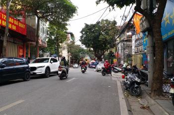 MBKD phố Cao Bá Quát, Nguyễn Thái Học - Ba Đình. DT 100m x 3 tầng, mặt tiền 15m