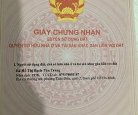 Cần bán đất thị xã Thuận An Bình Dương, sổ đầy đủ liên hệ 0908106106