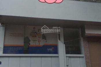 Hiện tôi có cái nhà đang cần cho thuê tại Phố Hào Nam, Ô Chợ Dừa, mt khủng 7.6m, thông sàn, làm Vp
