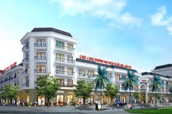 Bán nhà phố thương mại tại khu thương mại Bắc Sơn, giá chỉ từ 1,8 tỷ.