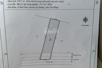 Cần Bán Cây Xăng mới xây 1000m2 đất nằm trên đường đi Đà Lạt - Nha Trang