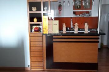 Cần bán căn hộ chung cư Rubyland Tân Phú, diện tích 116m2, 3 phòng ngủ, 3 toleit, nội thất đầy đủ