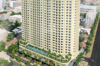 Bán căn hộ Vũng Tàu Gold Sea 172 Hoàng Hoa Thám diện tích 103m2, đầy đủ nội thất