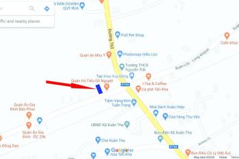 Cần bán lô đất mặt tiền đường lộ gần ngã tư Bảo Chánh, huyện Xuân Lộc, Đồng Nai